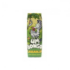 """Bongo"" laranja - Pack 4 x 100cl"