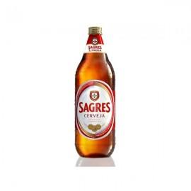 """Cerveja """"Sagres"""" - Pack 4x100cl"""