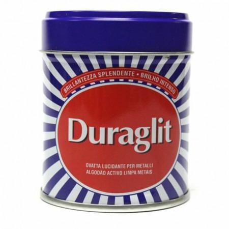 Duraglit Metal Brass Polish, Cotton Activated, Clean Brasso, Gold, Copper - 75g