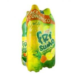 """Fri Sumo"" Ananás - Pack 4 x 150cl"