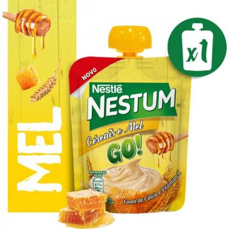 Nestum Go! Cereais e Mel - 12 x 80gr