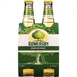"""Sidra """"Somersby"""" Maça - Pack 4x33cl"""
