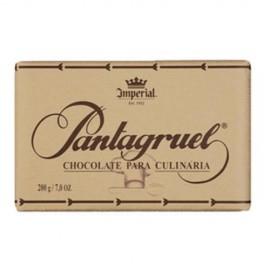 """Chocolate de culinária em barra """"Pantagruel"""" - 200gr"""