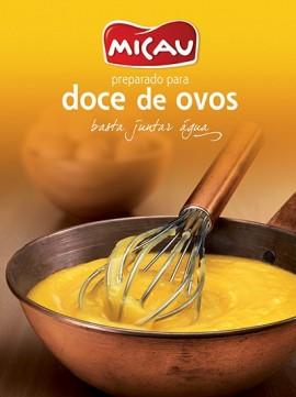 """Doce de Ovos """"Micau"""""""