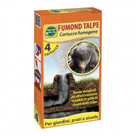 Imagens FUMOND TALPE 4 Cartridges - Repellent Moles - FREE SHIPPING
