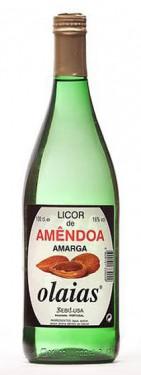 "Licor de Amendoa Amarga ""Olaias"""