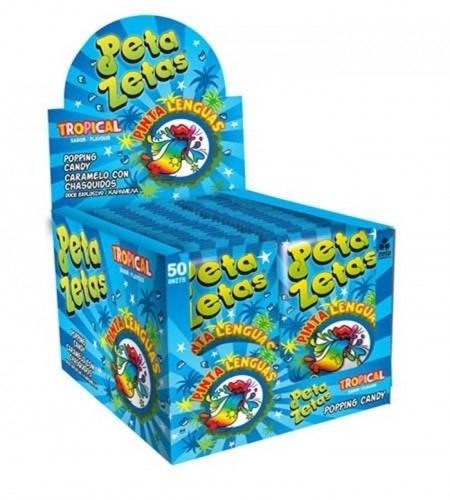 Imagens Peta Zetas Gum Tropical x 50