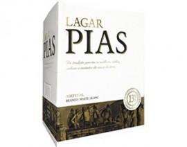 """Vinho Branco """"LAGAR das PIAS"""" BAG-IN-BOX - 5 Lt"""