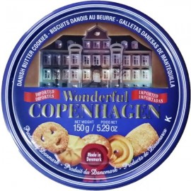 Imagens Bolos de Manteiga Dinamarqueses DAN CAKE - 300gr