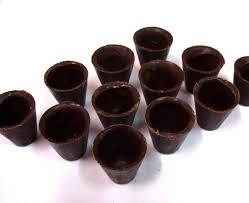 Imagens Copos de Chocolate para Licor de Ginja - 53 units