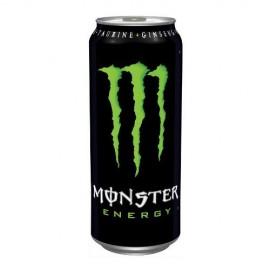 """""""Monster"""" Energy Green - Pack 4 x 50cl"""