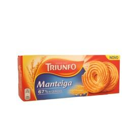 """""""Triunfo"""" Bolachas Manteiga - 170gr"""