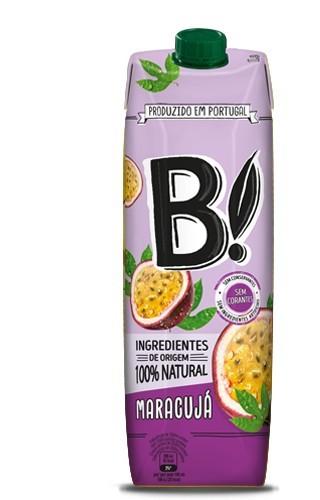 """B"" maracuja - Pack 4 x 100cl"