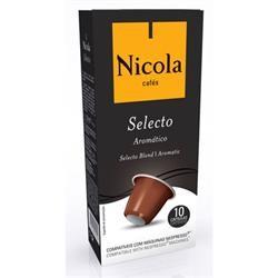 """Café """"Nicola"""" Selecto x 10 caps"""