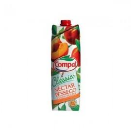 """Compal"" pêssego - Pack 4 x 100cl"