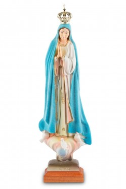 Nossa Senhora de Fatima meteo - 45cm