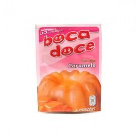 "Pudim ""Boca Doce"" Caramelo"