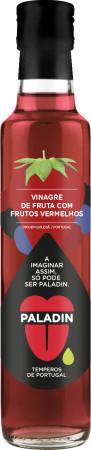 """Vinagre de Frutos Vermelhos """"PALADIN"""""""