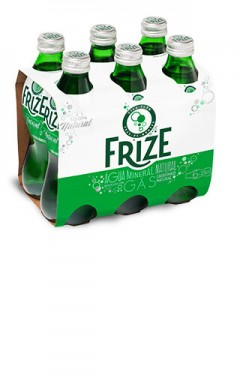 """Água """"Frize"""" Natural - Pack 6x25cl"""