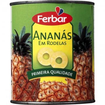 """Ananás """"Ferbar"""" - 825gr"""