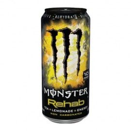 """Monster"" Energy Rehab - Pack 4 x 50cl"