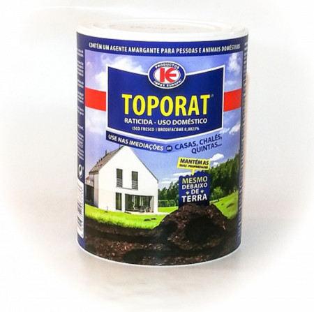 Imagens Toporat - Fresh Bait Sachet Hole - Killer Poison for Moles and Rats - FREE SHIPPING