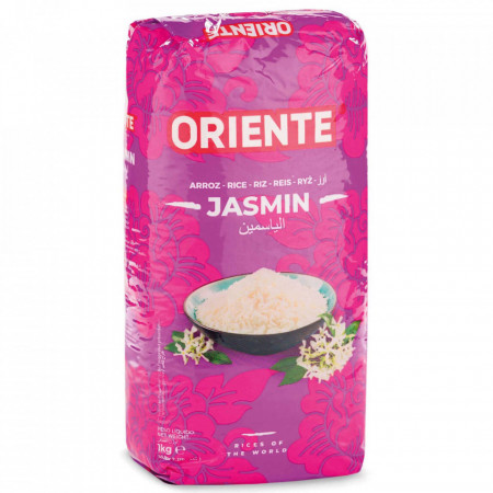 "Arroz JASMIN ""Oriente"" - 1Kg"