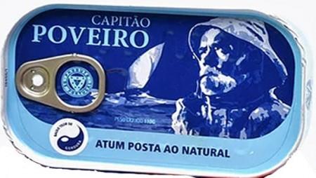"""Atum """"Capitão Poveiro"""" Natural"""