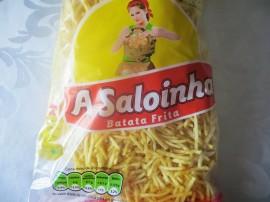Imagens Batatas fritas palha