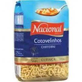 "Massa COTOVELINHOS ""Nacional"" - 0.5Kg"