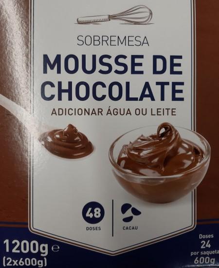 Imagens Mousse de Chocolate PROFISSIONAL - 48 units