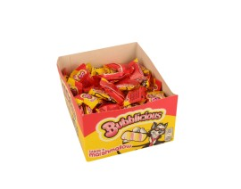 "Pastilhas Elásticas ""Bubblicious"" Marshmallow x 100"