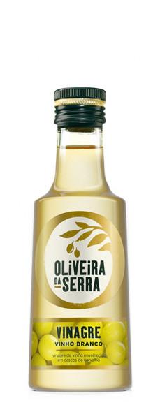 "Vinagre de vinho branco ""OLIVEIRA DA SERRA"""