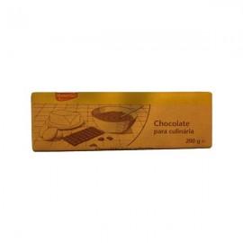 """Chocolate de culinária em barra """"MasterChief"""" - 200gr"""