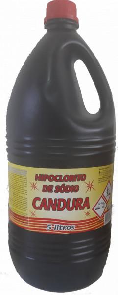 Hipoclorito de Sodio - 5 Lt