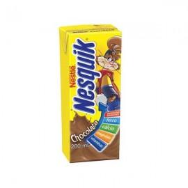 """Leite Chocolate """"Nesquik"""" - Pack 6 x 200ml"""