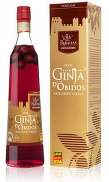 Imagens Licor Ginja de Óbidos