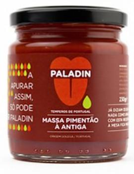 "Massa Pimentão ""Paladin"" - 200 gr"