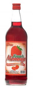"""Xarope de Morango """"Milbar"""""""