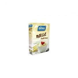 """Mousse de Chocolate branco """"Alsa"""""""