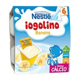 """Nestle iogolino"" Banana - 4 uni"