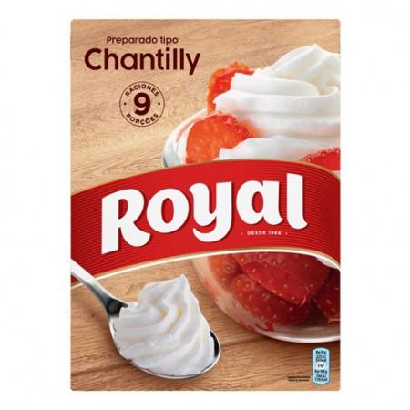 PACK 12 x Preparado Chantilly Royal - 12 x 0.72gr