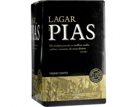 "Vinho Tinto ""LAGAR DAS PIAS"" BAG-IN-BOX - 10 Lt"