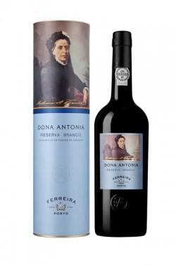 Imagens Vinho do Porto Ferreira Dona Antónia Reserva Branco