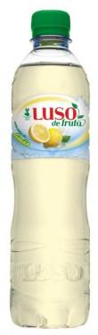 """Água """"Luso"""" Fruit Limão - Pack 4x100cl"""
