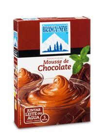 Imagens Mousse de Chocolate