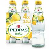 """Água """"Pedras Salgadas"""" limão- Pack 4 x 25cl"""