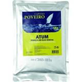 """Atum """"Capitão Poveiro"""" em óleo vegetal - 1Kg"""