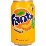 """""""Fanta"""" Ananás - Pack 6 x 33cl"""