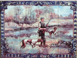 Painel de Azulejos - 60cm x 45cm